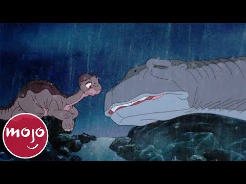 Top 10 Heartbreaking Goodbyes in Animated Movies