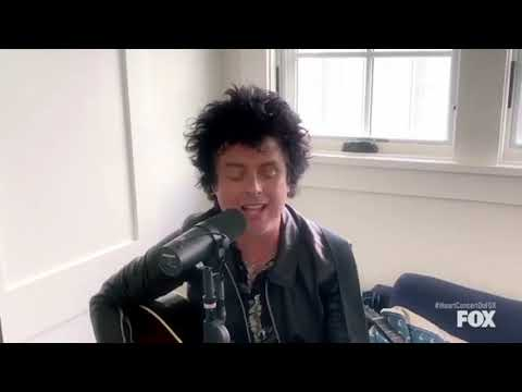 Billie Joe Armstrong The iHeart Living Room Concert Performance | Boulevard of Broken Dreams