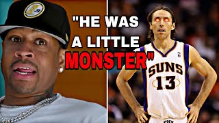 NBA Legends And Players Explain How SCARY Good MVP Steve Nash Was