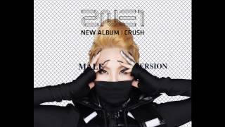 Gambar cover 2NE1 - MTBD (CL Solo) [Male Version]