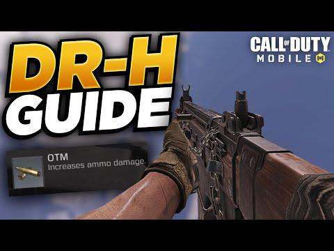 Dr H Gun Guide Otm Attachment Explained Best Class Call Of