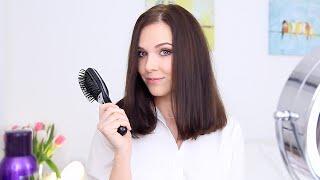 Как сделать ПРИКОРНЕВОЙ ОБЪЕМ? Укладка Волос