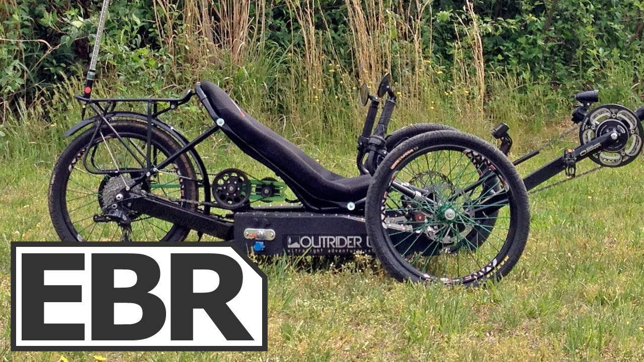 Outrider 422 Alpha Video Review High Power Recumbent