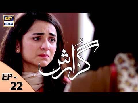 Guzarish Episode 22 - ARY Digital Drama