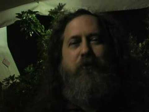 Richard Stallman - DRM
