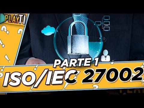 Segurança da Informação - ISO 27002 - Parte 1