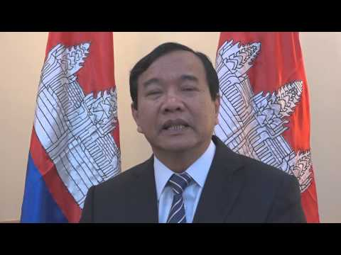 Leaders Speak: H.E. Prak Sokhon, Minister of Post and Telecommunication