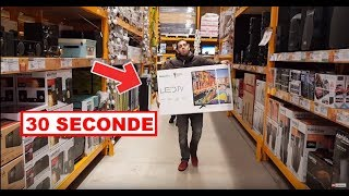 30 SECONDE POUR VIDER UN MAGASIN GÉANT ! thumbnail