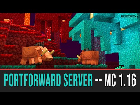 how-to-port-forward-a-minecraft-server-1.14-|-full-guide-port-forwarding