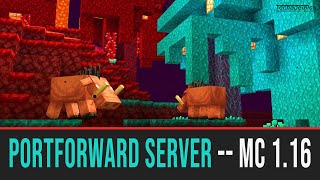 How To Port Forẁard A Minecraft Server 1.17 | Full Guide Port Forwarding