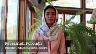 Code to Inspire - Empowering Women in Afghanistan with Coding