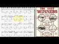 The Easy Winners by Scott Joplin (1901, Ragtime piano)