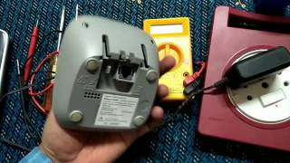Gigaset A490 would  not power on!!! Part 1-2