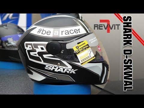 Shark D-SKWAL The Best Selling Shark Helmet !!