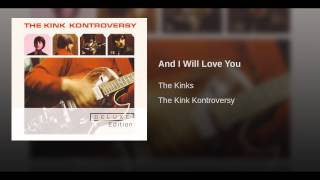 And I Will Love You (Unissued EP Track)