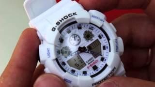 Обзор часов Casio G-SHOCK. Настроить часы Casio G-SHOCK.(Casio G-SHOCK http://g-shockbiz.ncxu.ru/ Часы Casio G-SHOCK. Купить часы Casio G-SHOCK инструкция часов G-SHOCK обзор часов G-SHOCK ..., 2014-11-16T16:47:46.000Z)