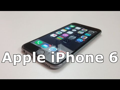 Apple iPhone 6 Hands on Review [Greek]