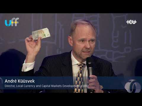 #UkrFinForum18 -- André Küüsvek, EBRD speech at the DOMESTIC SOVEREIGN AND CORPORATE BONDS panel