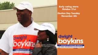 Dwight Boykins for Houston City Council District D