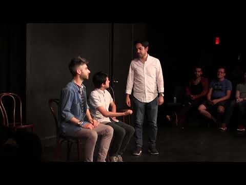 What I Did For Love - UCB NY Cagematch - August 17, 2017