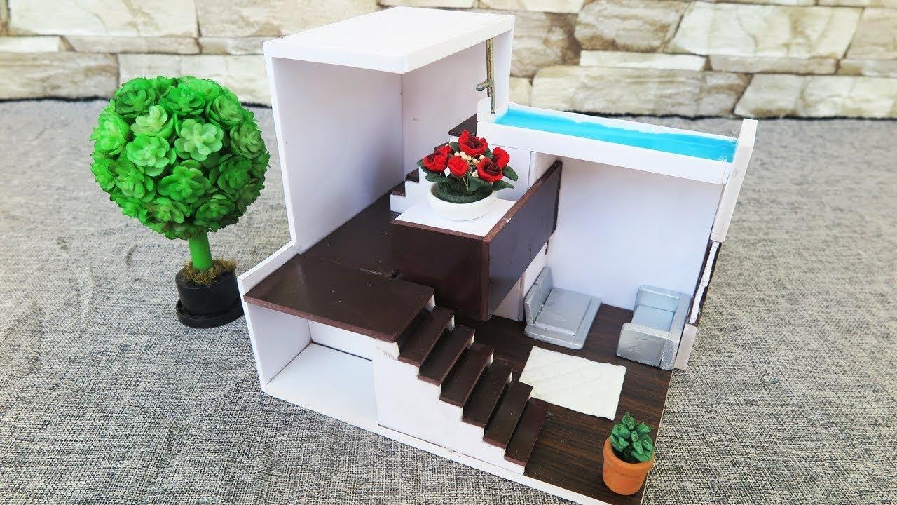 Build Model House Foam Board