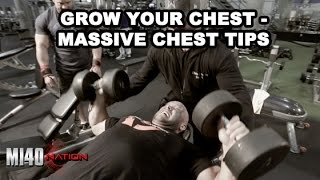 Chest Workout - Arnold Classic 2015 Chest Training With Ben Pakulski and Chris Cormier