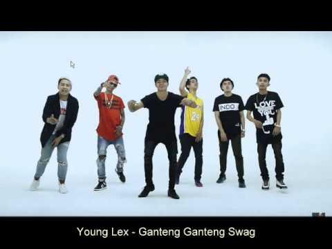 Young Lex - Ganteng Ganteng Swag