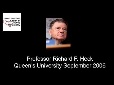 Richard Heck lecture Queens University September 2006
