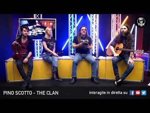 PINO SCOTTO 🔥 THE CLAN ☘️ LIVE SU ROCK TV 🤘🏻📲