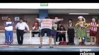 Payasolimpiada 2011: organizan payasos sus