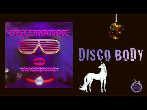 Walterino - DiscoManiac (album trailer) Purple Disco Records