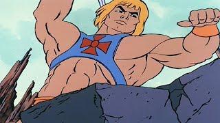 He Man En Español Latino   Compilación de 1 HORA   Dibujos Animados
