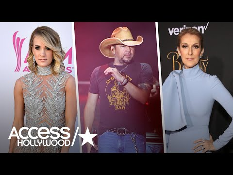 Celebrities React To The Horrific Las Vegas Mass Shooting | Access Hollywood