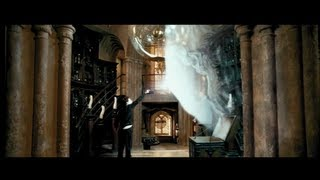 Harry Potter and the Prisoner of Azkaban - Lupin Teaches Expecto Patronum