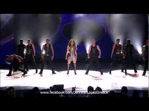 Jennifer Lopez - Medley (Live at World Music Awards 2010)