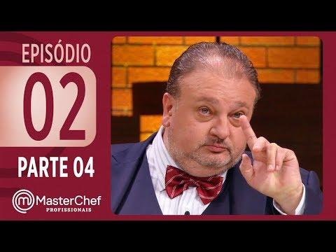 MASTERCHEF PROFISSIONAIS (12/09/2017) | PARTE 4 | EP 02 | TEMP 02