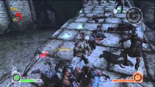 Lord Of The Rings:Conquest - Walkthrough - Episode 1 Helms Deep (HD)