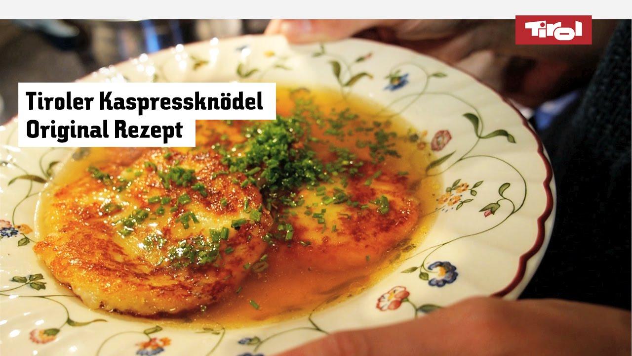 Tiroler Kaspressknödel Rezept