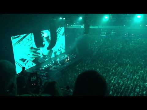 Comfortably Numb - Roger Waters Live at the Smoothie King Center, New Orleans, L