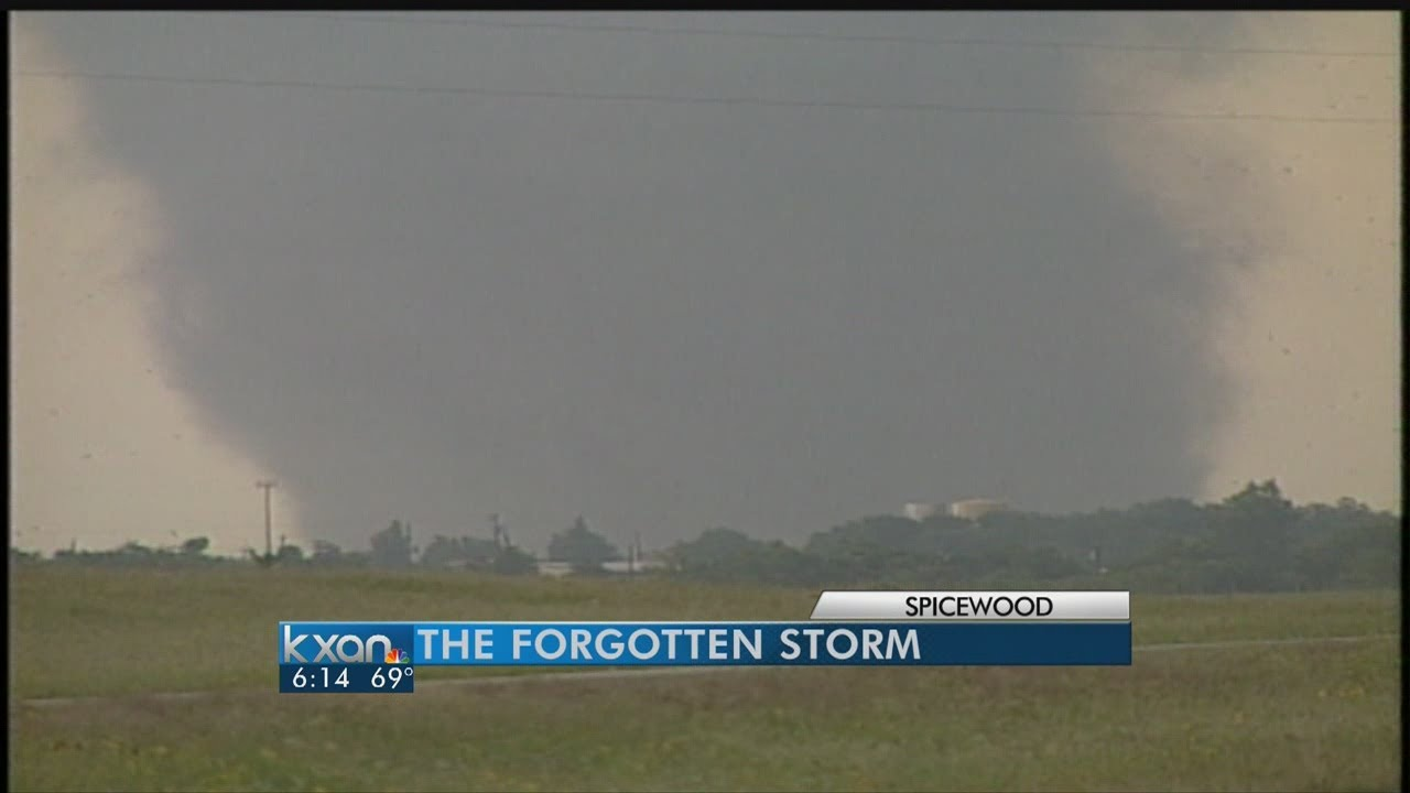 Storm victims remember 1997 tornadoes
