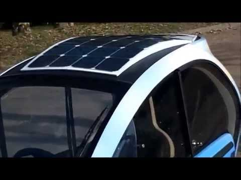Yecolo. Solar Car.rt 2020