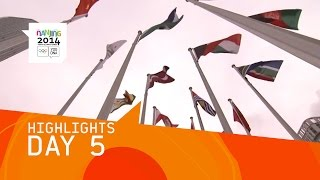 Day 5 Highlights | Nanjing 2014 Youth Olympic Games