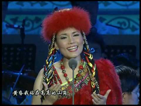 Sonam Wangmo 索朗旺姆 - Heavenly Road 天路