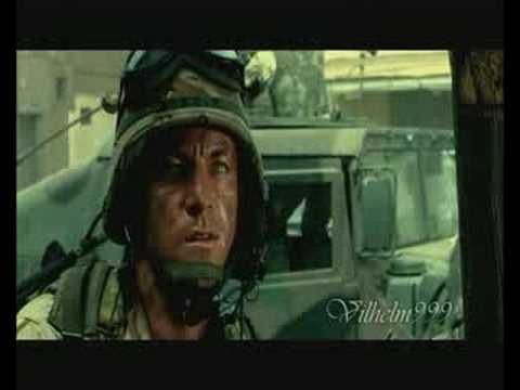 Black Hawk Down - The War