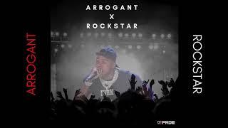 Arrogant x Rockstar | DJ FADE - Feat. DaBaby, AP Dhillon