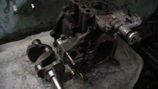 видео ремонт двигателя mini