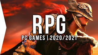 30 Upcoming Pc Rpg Games In 2020 & 2021 ► New Isometric, First Person, & Action Role Playing!