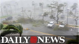 Hurricane Maria leaves all of Puerto Rico without power after killing at least 7 in Dominica thumbnail