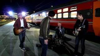 Casa Murilo - Show Some Restraint, live at Trondheim Central Station 16.08.2012