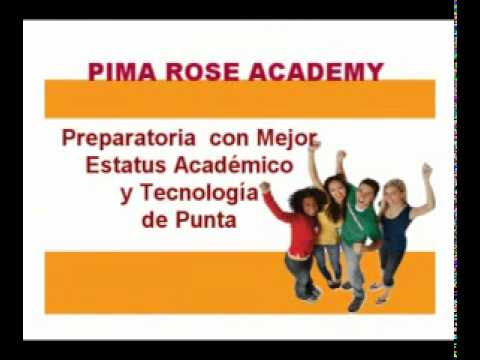 Spanish Commercial Pima Rose Academy.wmv